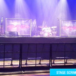 how to build a stage backdrop