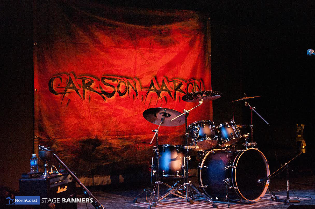 Cost Of Stage Backdrops And Band Scrims Backdrops For Bands
