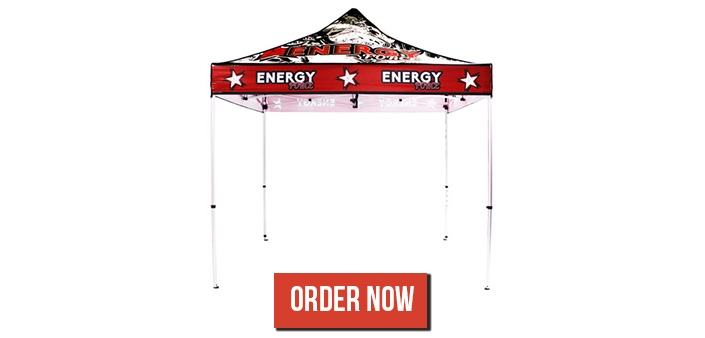 tent banners