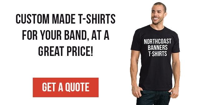 Band-T-shirts